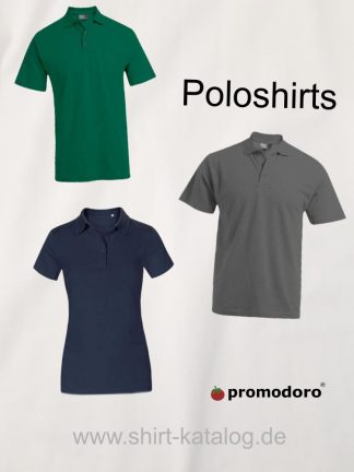 Promodoro-Poloshirts