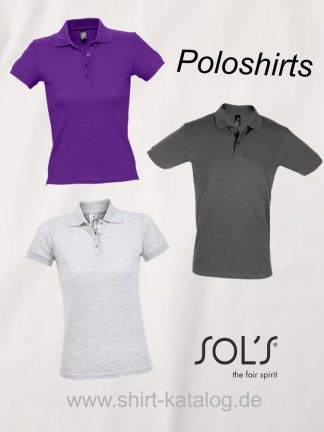 Sol's-Poloshirts