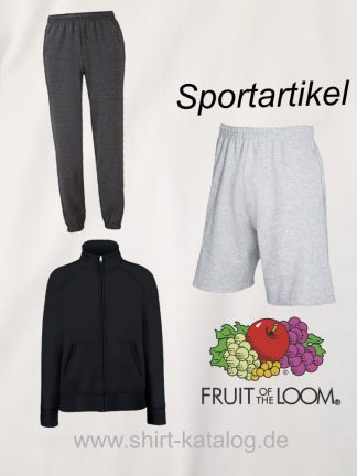 Fruit Of the Loom-Sportartikel