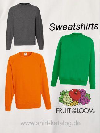 Fruit Of the Loom-Sweatshirts