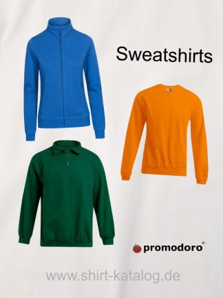 Promodoro-Sweatshirts