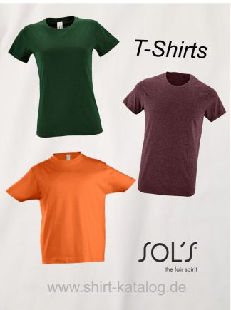 Sol's-T-Shirts