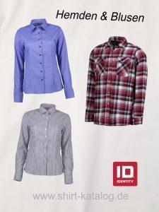 Link zu den Hemden & Blusen von ID Identity