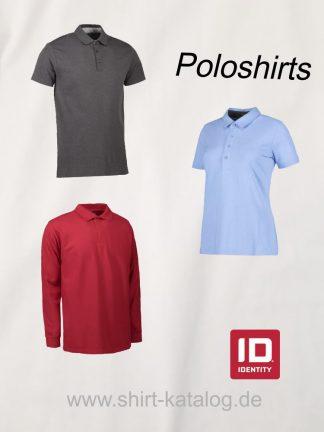 ID Identity-Poloshirts