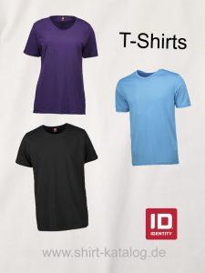 Zu den T-Shirts von ID Identity