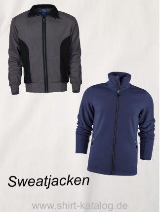 Sweatjacke