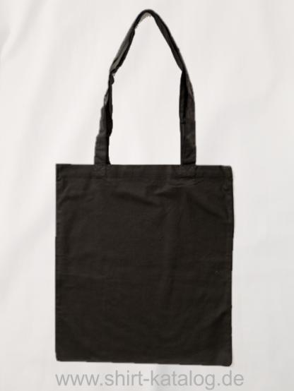 15030-Printwear-Baumwolltasche-lange-Henkel-Black