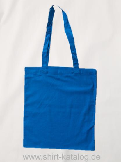 15030-Printwear-Baumwolltasche-lange-Henkel-Blau