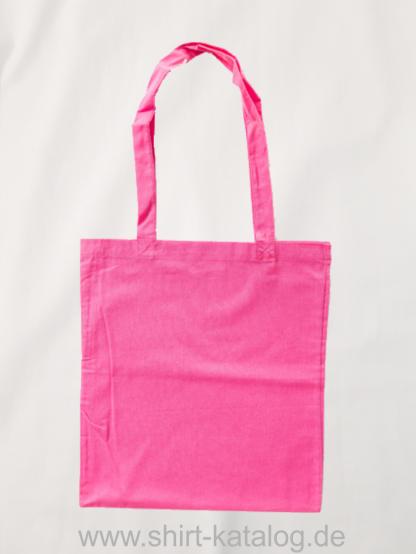 15030-Printwear-Baumwolltasche-lange-Henkel-Pink