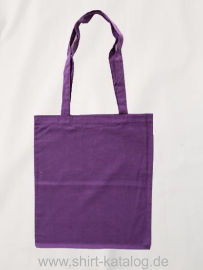 15030-Printwear-Baumwolltasche-lange-Henkel-lila