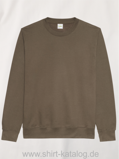 21914-JustHoods-AWD-Sweat-Olive-Green-JH030