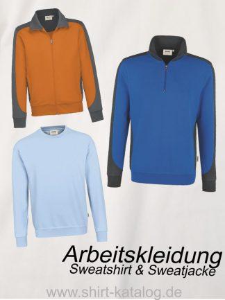 Sweatshirt & Sweatjacke