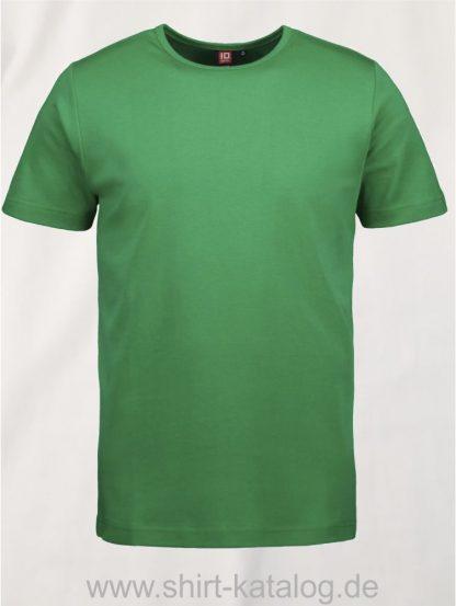 0517-Interlock-Herren-T-Shirt-grün-front
