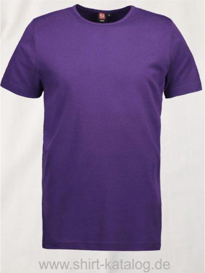 0517-Interlock-Herren-T-Shirt-lila-front