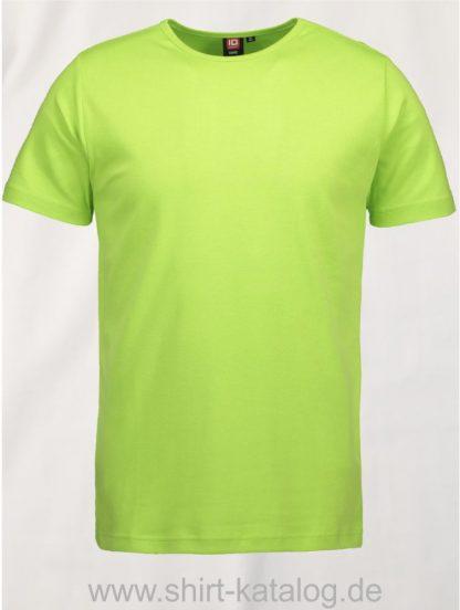 0517-Interlock-Herren-T-Shirt-lime-front
