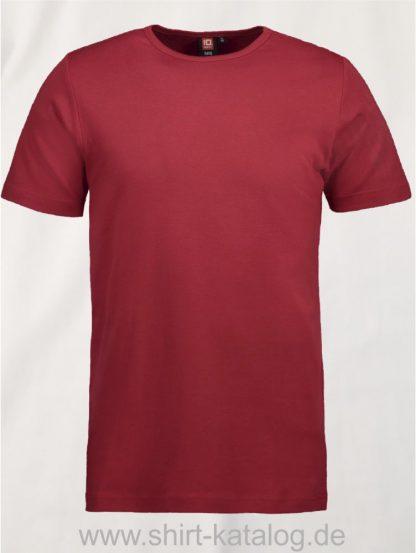 0517-Interlock-Herren-T-Shirt-rot-front
