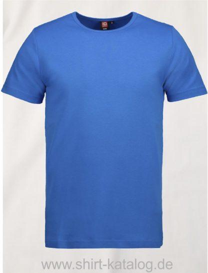 0517-Interlock-Herren-T-Shirt-türkis-front