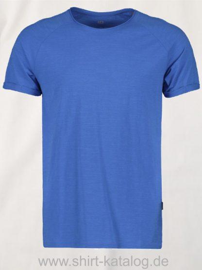 0536-CORE-Slub-Tee-Herren-blau-front