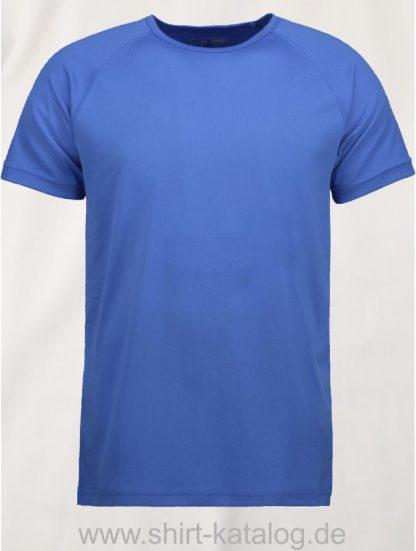 0570-GAME-Active-Herren-T-Shirt-azur-front