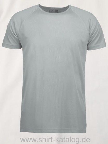 0570-GAME-Active-Herren-T-Shirt-grau-front