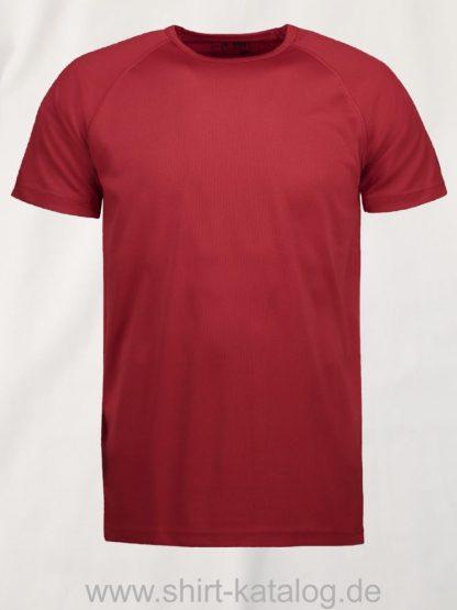 0570-GAME-Active-Herren-T-Shirt-rot-front