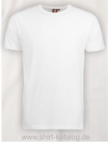 0594-Strech-Herren-T-Shirt-weiß-front