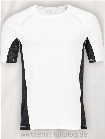 11516-Sols-Men-Short-Sleeve-Running-T-Shirt-Sydney-White
