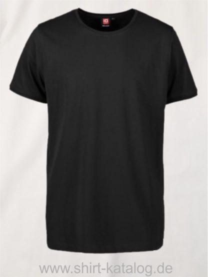 12556-PRO-Wear-CARE-Herren-T-Shirt-schwarz
