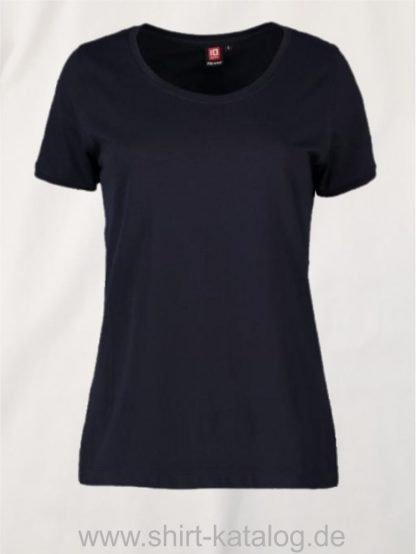 12557-PRO-Wear-CARE-Damen-T-Shirt-0371-navy