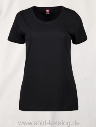 12557-PRO-Wear-CARE-Damen-T-Shirt-0371-schwarz