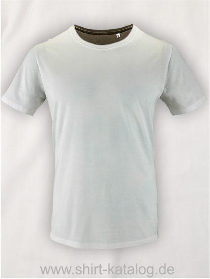 16823-Sols-Mens-Short-Sleeved-T-Shirt-Milo-White
