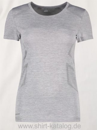 G11020-Woman-seamless-s-s-T-Shirt-grau-meliert-front