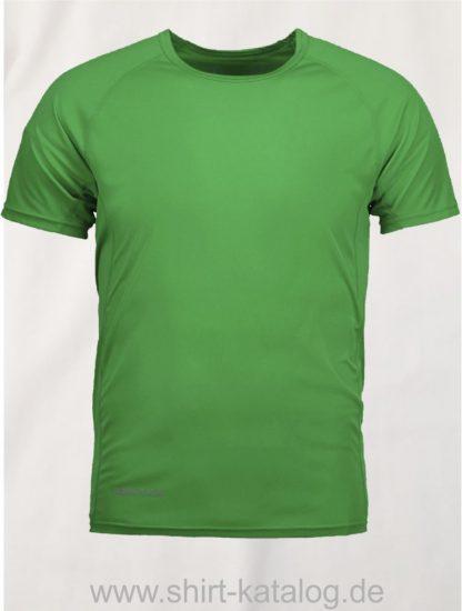 G21002-Man-Active-s-s-T-Shirt-grün-front
