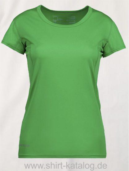 G21002-Woman-Active-s-s-T-Shirt-grün-front