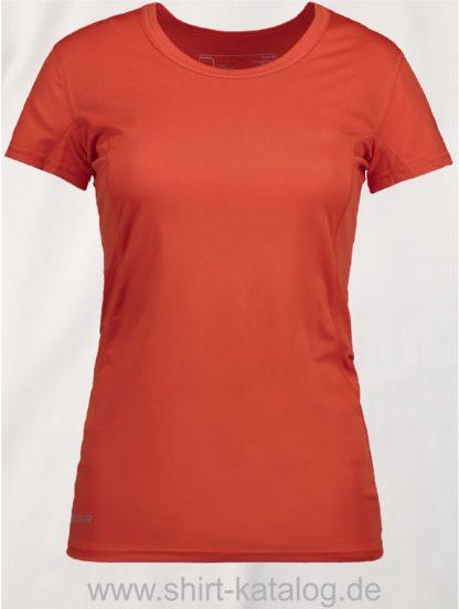 G21002-Woman-Active-s-s-T-Shirt-orange-front