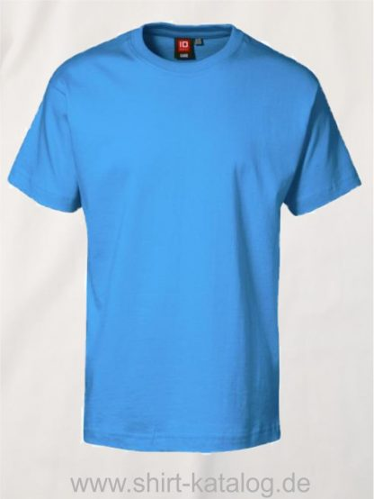 GAME-T-Shirt-40500-cyan
