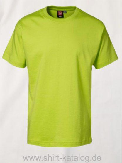 GAME-T-Shirt-40500-lime