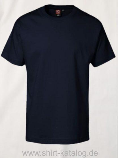 GAME-T-Shirt-40500-navy