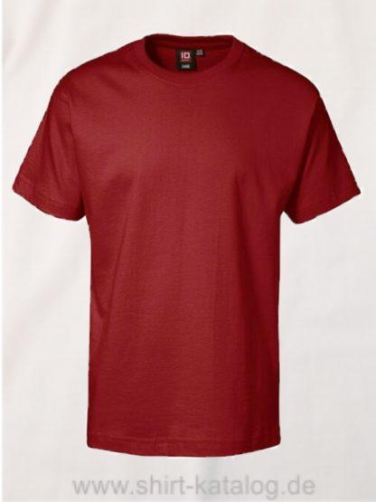 GAME-T-Shirt-40500-rot