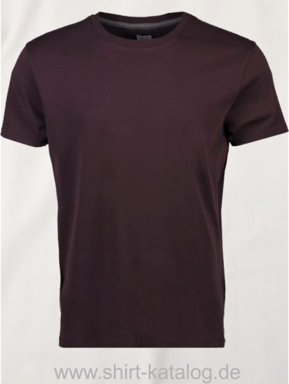 S620-The-O-Neck-Men-dark-red-front