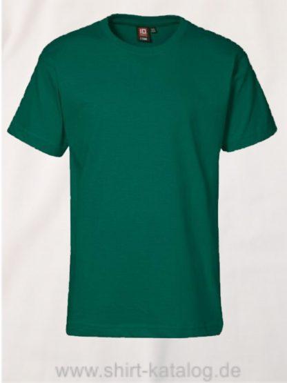T-TIME-T-Shirt-40510-grün