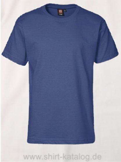 T-TIME-T-Shirt-40510-königsblau