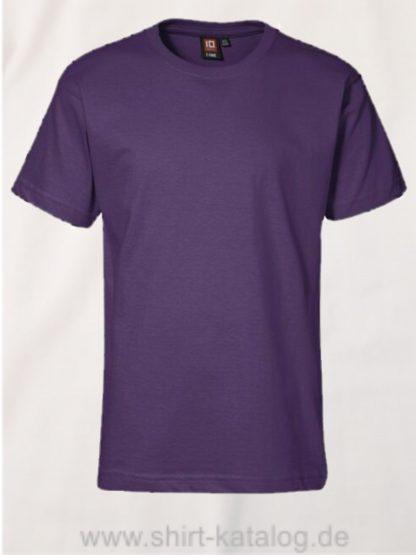 T-TIME-T-Shirt-40510-lila