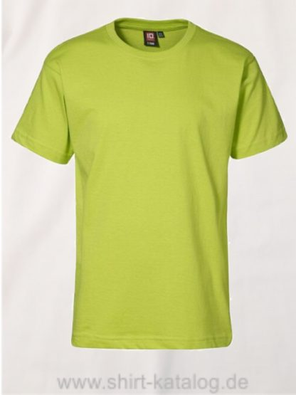 T-TIME-T-Shirt-40510-lime