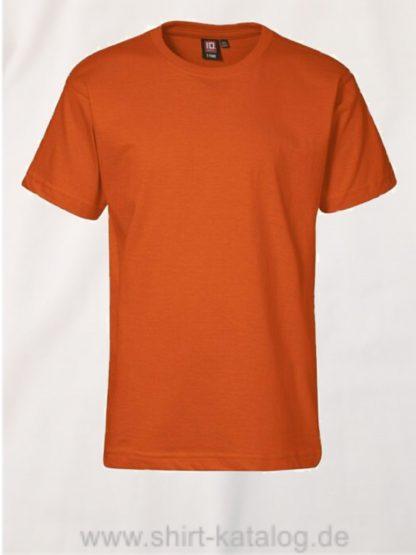 T-TIME-T-Shirt-40510-orange