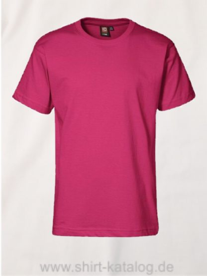 T-TIME-T-Shirt-40510-pink