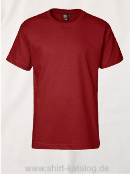 T-TIME-T-Shirt-40510-rot