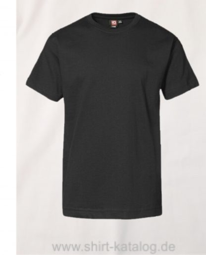 T-TIME-T-Shirt-40510-schwarz