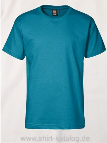 T-TIME-T-Shirt-40510-türkis