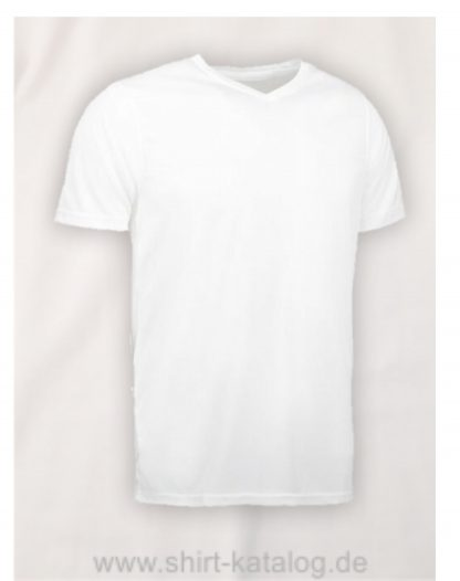 id2030-YES-t-shirt-men weiß